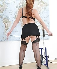 Mature dominatrix