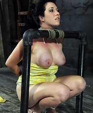 Extreme BDSM Slut Samantha